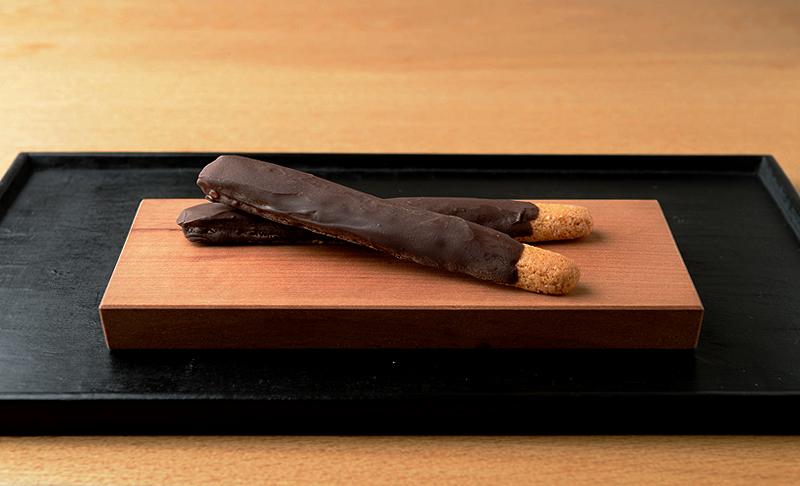 CHOCO BOURO(nunu chocolates x 千本玉壽軒)