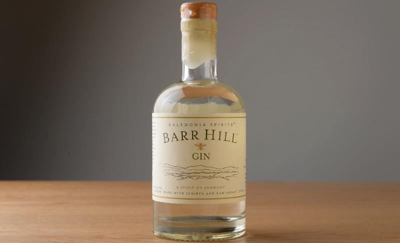 Barr Hill Gin(バー・ヒル・ジン)ジン・トニック